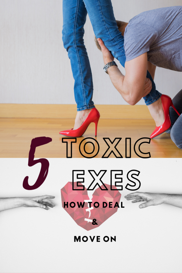 How to Get Over a Breakup | Toxic Traits to Avoid