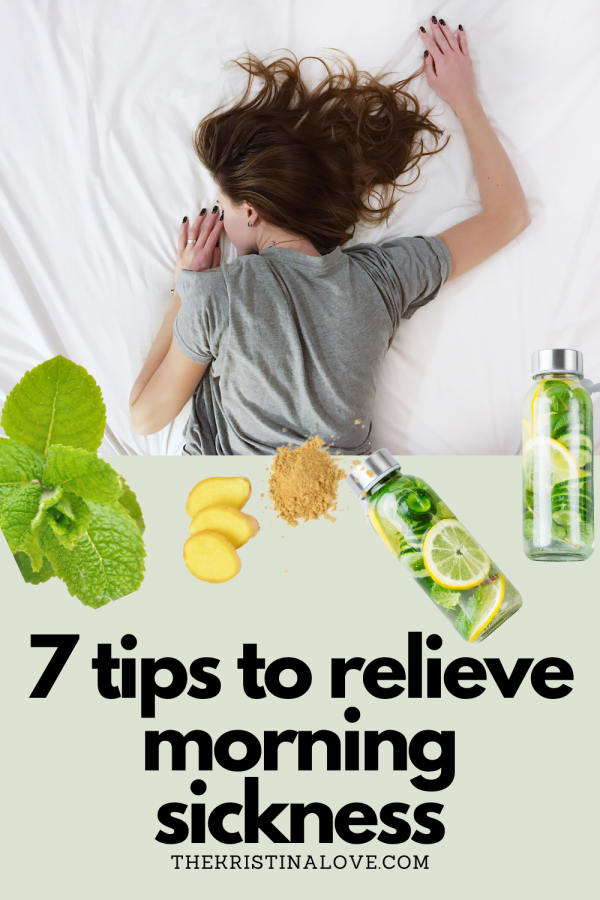 7 Tips to Relieve Morning Sickness | How to Get Rid of Morning Sickness