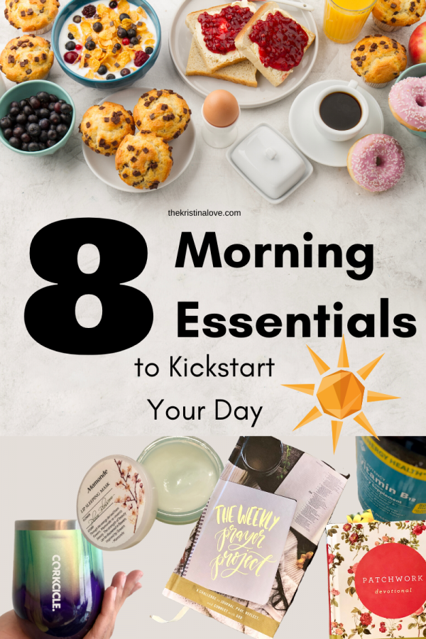 How to Become a Morning Person | 8 Essentials to Kickstart Your Day